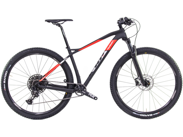 Wilier 101X NX, black/red